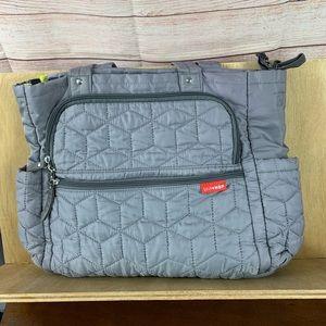 Skip Bop Diaper Bag Multi Pocket